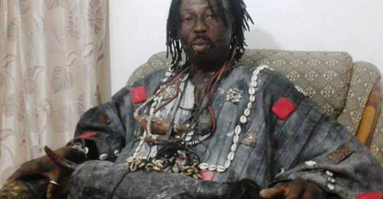 Our leaders should swear with eggs that they're against LGBT – Kwaku Bonsam