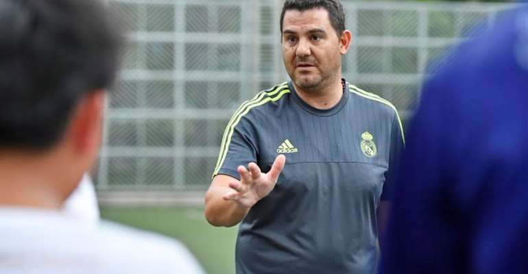 Asante Kotoko close to appointing Spanish coach Kiko Lopez as new head coach