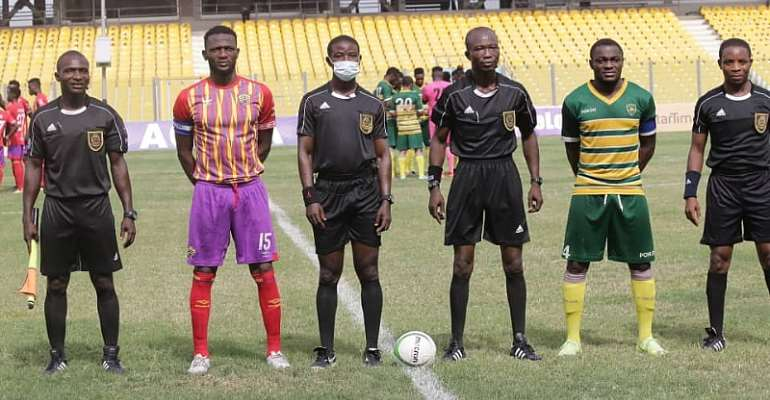 GHPL: GFA Referees committee appoints officials for matchday 17