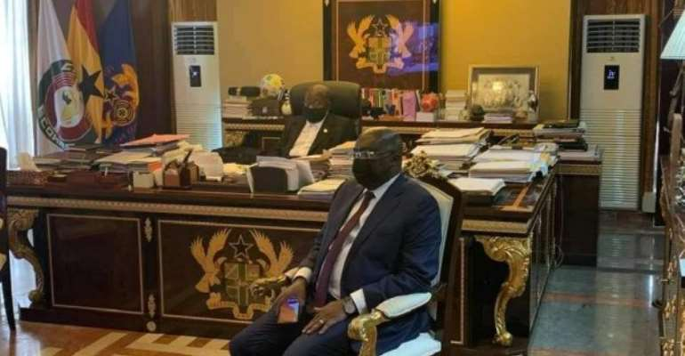 Bawumia congratulates Akufo-Addo for Supreme Court verdict