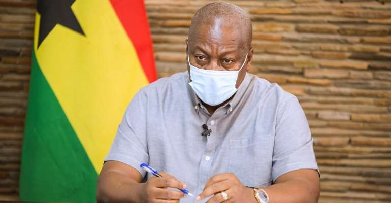 'Jean Mensa's refusal to testify an embarrassing stain on Ghana's judiciary, elections' – Mahama