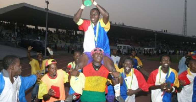 SUPER CUP: Ghana must go!