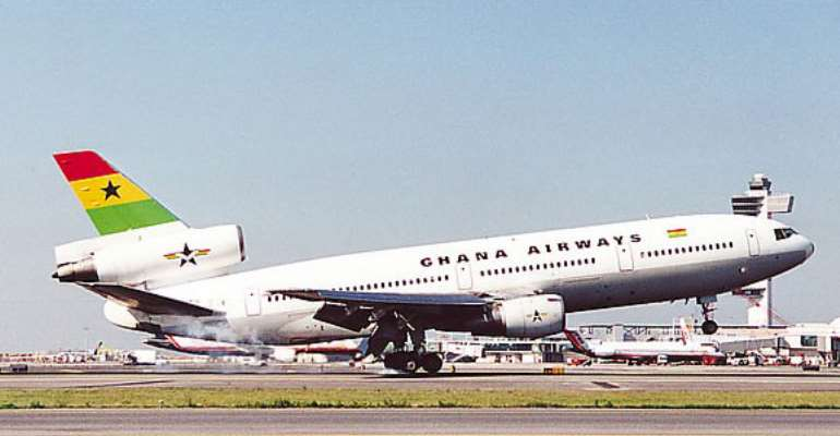 Ghana Airways granted more time to transport passengers