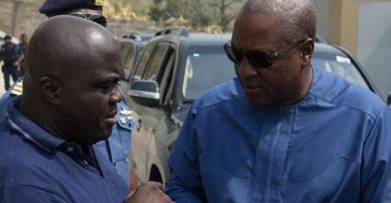 Julius Debrah Rejects NDC Running Mate Job – Atubiga