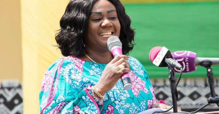 Barbara Oteng-Gyasi, Tourism Minister