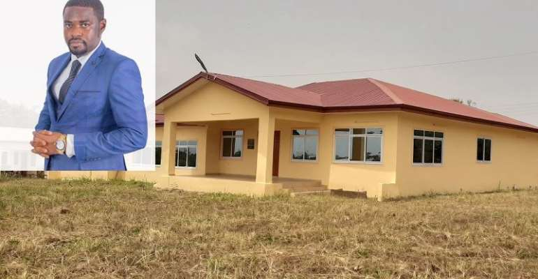 Boss Of EndPoint Homeopathic Clinic Builds 6-Classroom Modern Day Care Centre For UEW