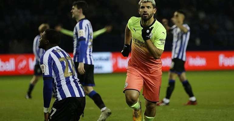 Man City, Leicester Edge Into Quarters As Spurs Exit