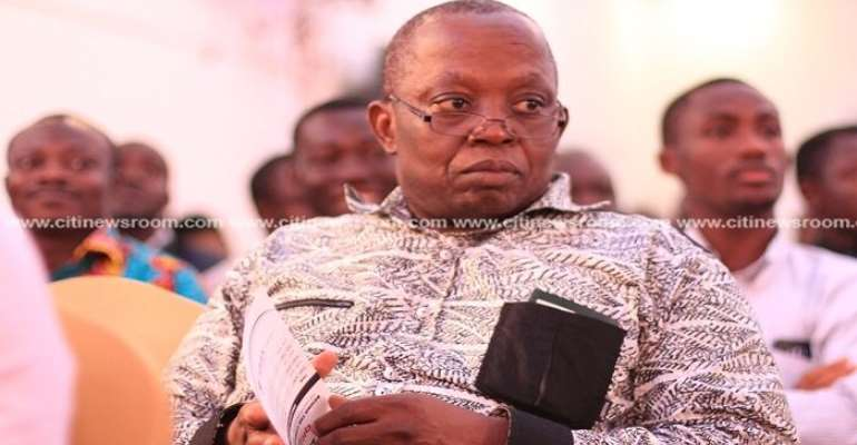 Domelevo's forced retirement sends wrong signals on Akufo-Addo's corruption fight – CSOs