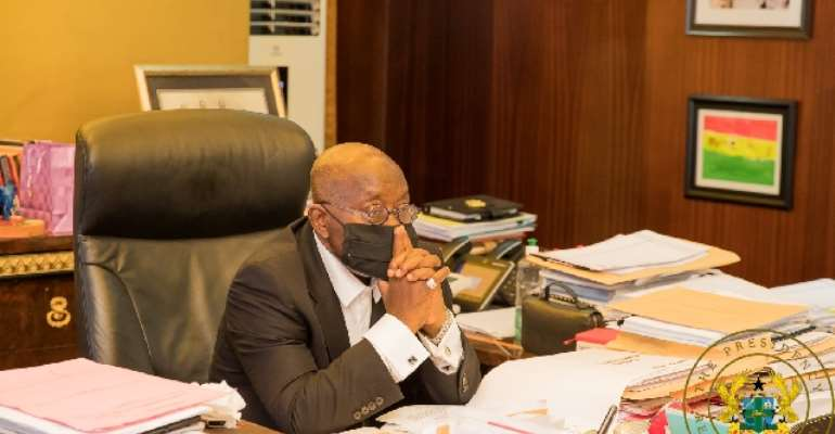Your handling of 'excellent' Domelevo 'extremely disappointing' – Anti-corruption CSOs tell Akufo-Addo