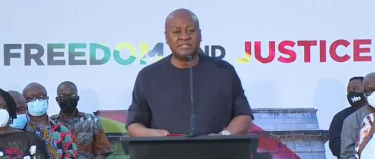 Full text: Mahama's response to election petition verdict