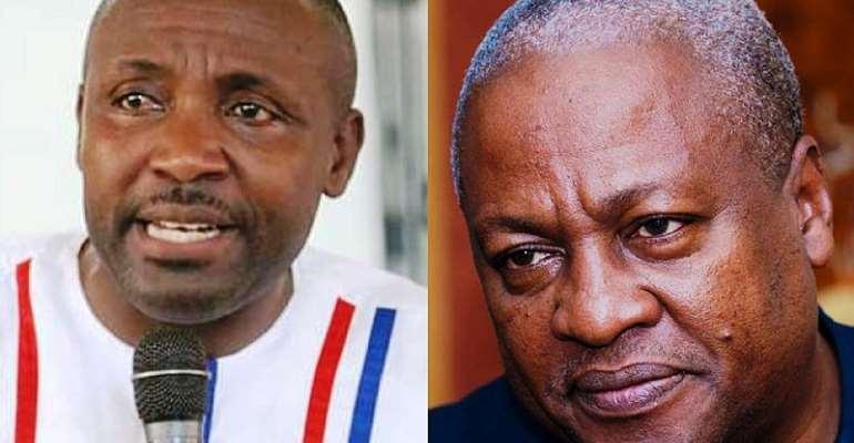 NDC's worst defeat will be in 2024 – John Boadu