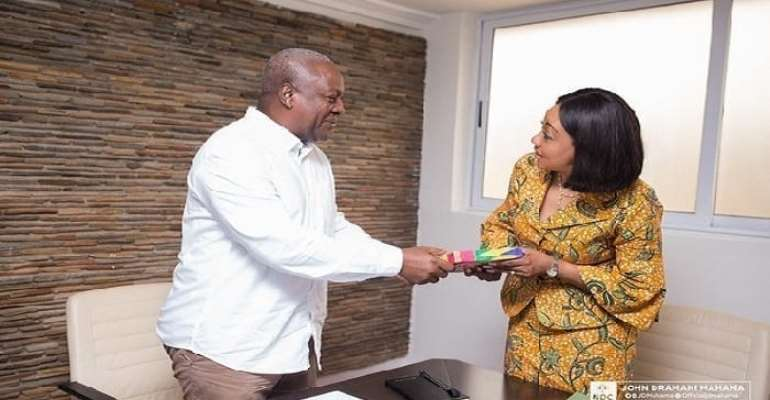 Election Petition ruling: The court aided you to evade accounting to the people – Mahama to Jean Mensa