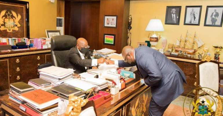 Mahama never paid compliments to Atta Mills like Bawumia do to Akufo-Addo – Anyidoho jabs