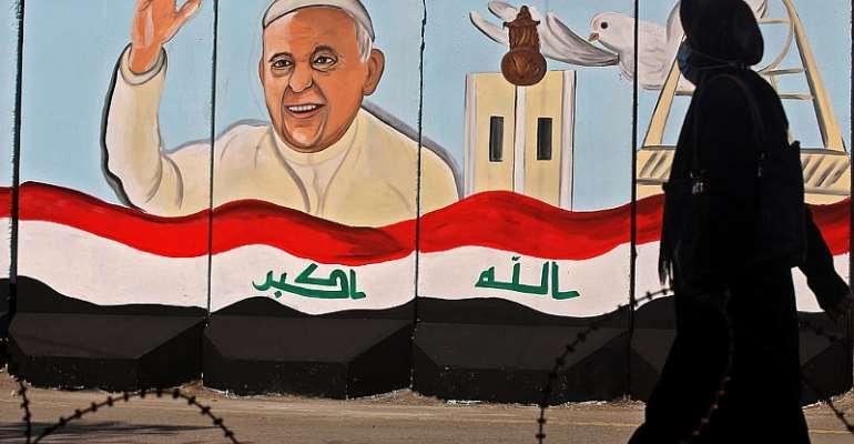 AHMAD AL-RUBAYE AFP