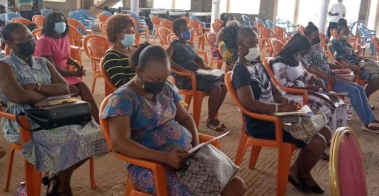 69 teenage pregnancies recorded in Kpone-Katamanso in 2020