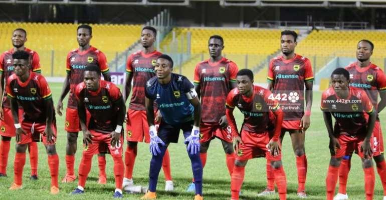 GHPL: Asante Kotoko coach Abdul Gazale names starting lineup to take on Elmina Sharks