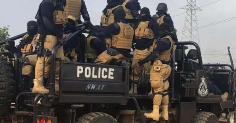 Packing Ghana's Secret Services With Ruling Party Goons Will Always Generate Unpleasant Blowbacks - And Is Best Avoided