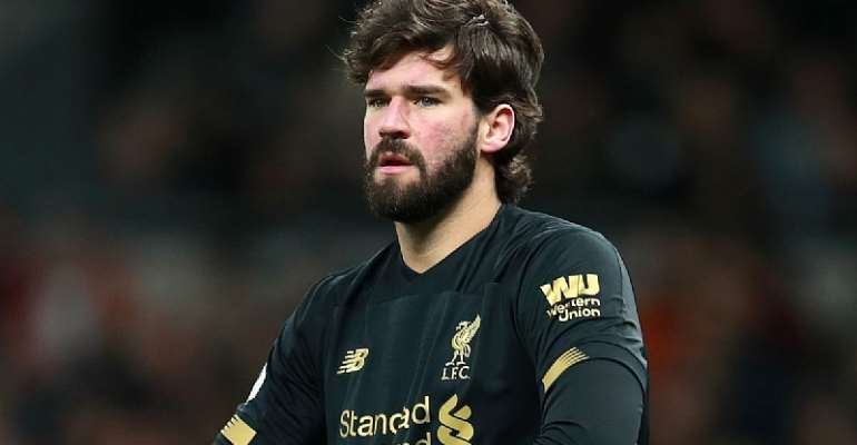 Alisson: Liverpool Keeper To Miss Atletico Madrid Champions League Game