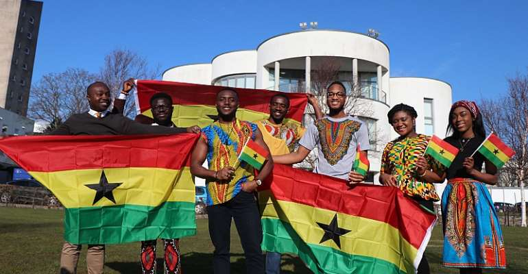 Independence Day Brings Flavour Of Ghana To Scotland