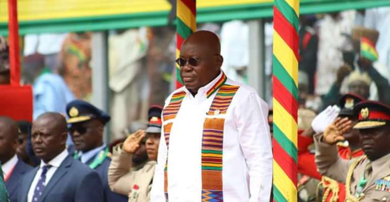 Ghana Won't Rest On Its Oars Despite Economic Gains – Akufo-Addo