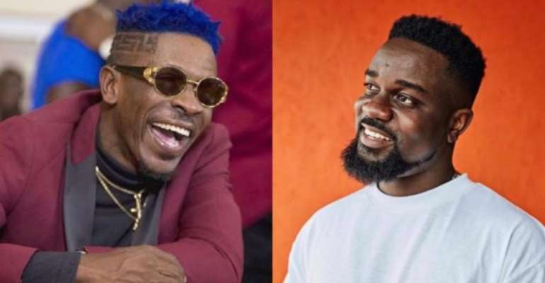 'Sarkodie Will Soon Become A Chorister Because Rap Is Not Working For Him Again'- Shatta Wale