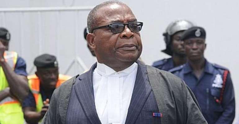 A former Chief of Staff under Jerry John Rawlings regime, Nana Ato Dadzie