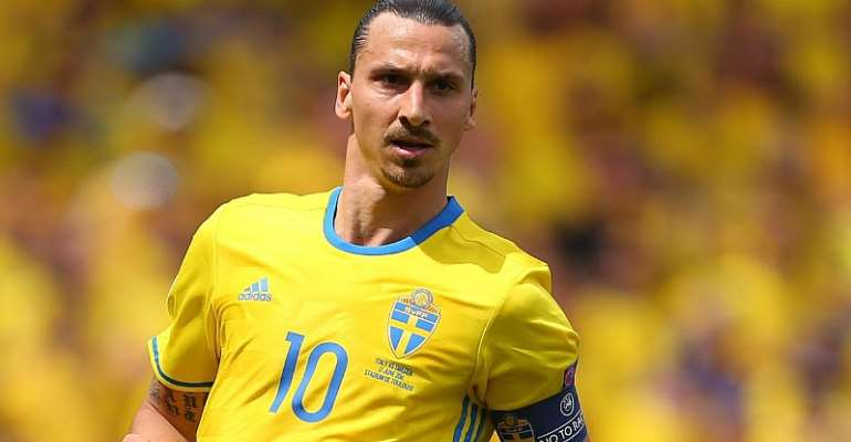 Zlatan Ibrahimovic  Image credit: Getty Images