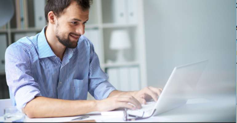 Studying Online In Ghana