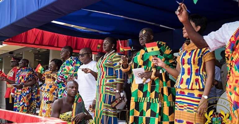 KuYA Commends Government For Holding Independence Day Celebrations In Kumasi