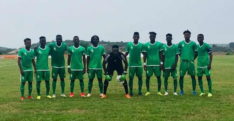 Elmina Sharks Defeat Liberty Professionals 3-1 To Continue Impress Form