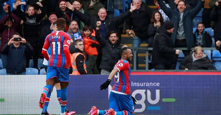 Jordan Ayew's Stunner Seals Win For Crystal Palace Against Watford