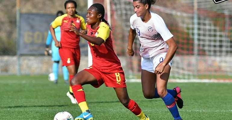 Turkish Women's Cup: Ghana 4-0 Northern Ireland - Queens Record First Win