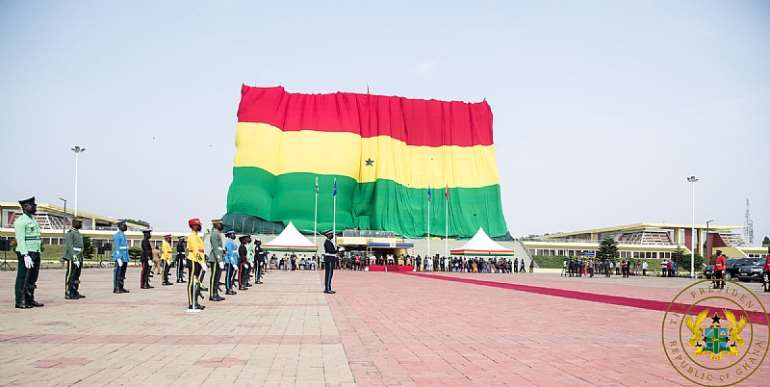 Has the average Ghanaian regained economic and fundamental freedoms after 64 years of independence?