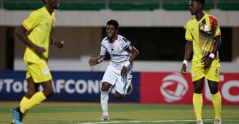 U-20 AFCON: Ghana captain Daniel Afriyie Barnieh named MoTM in final against Uganda