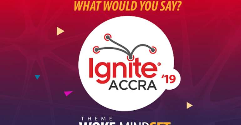 Ignite Accra 2019: Participants To Have A 'Feast Of Ideas'