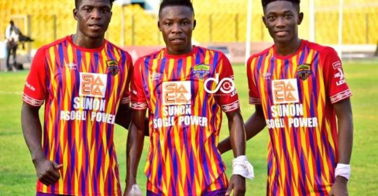 Breakdown of Hearts of Oak's US$ 200,000 sponsorship deal with Sunon Asogli Power Ghana Limited