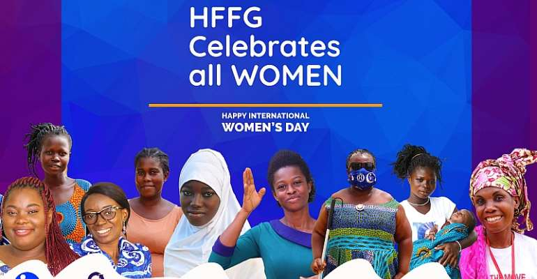 International Women's Day – HFFG praises women leading the COVID-19 response
