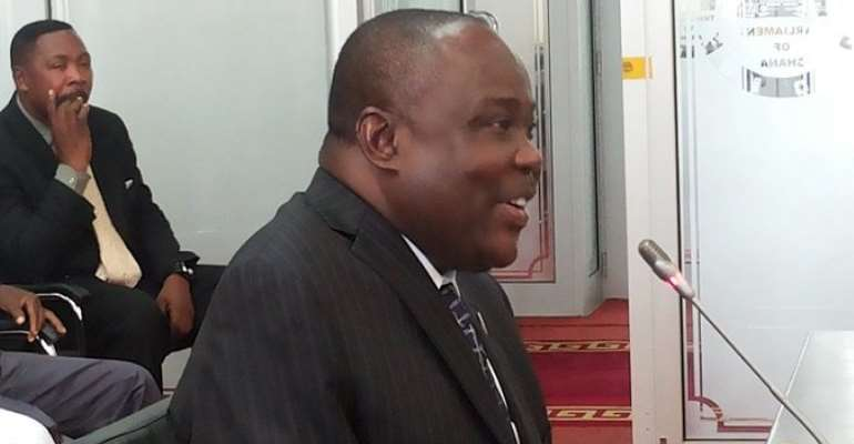 Mr Gabriel Pwamang, a Justice of the Supreme Court of Ghana
