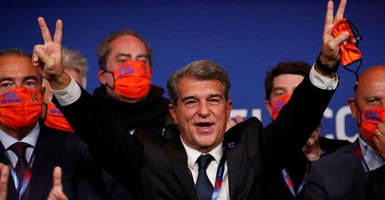Joan Laporta