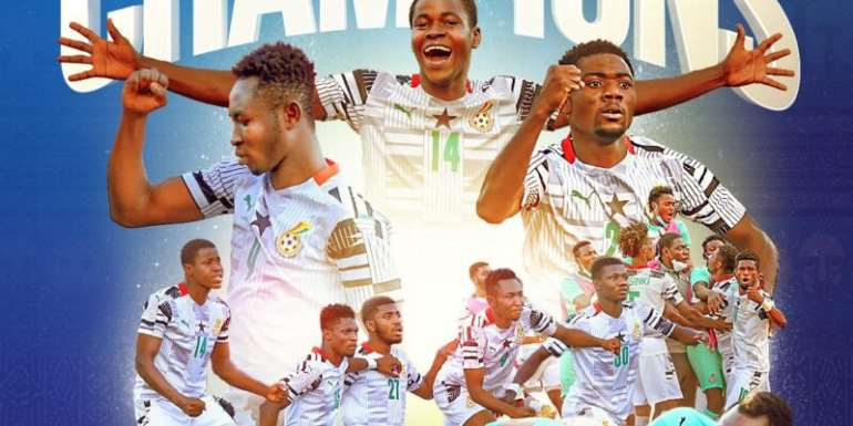 SWAG Congratulates Black Satellites on 4th Afcon Title