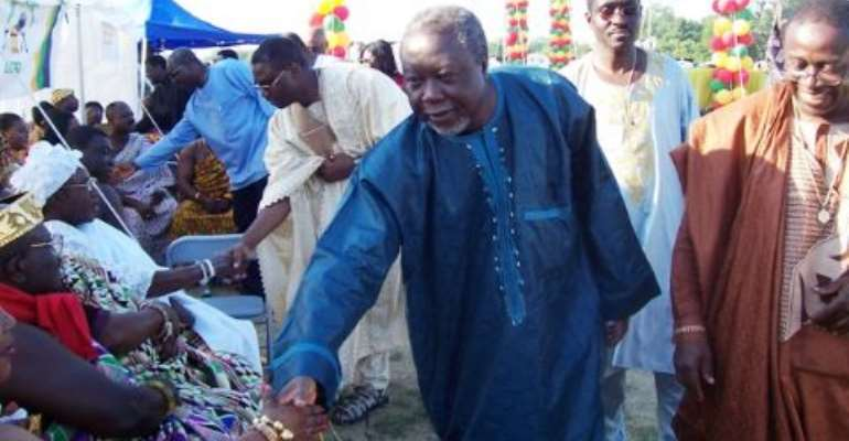 Ghanafest - Part of Govt's Policy on Tourism & Culture