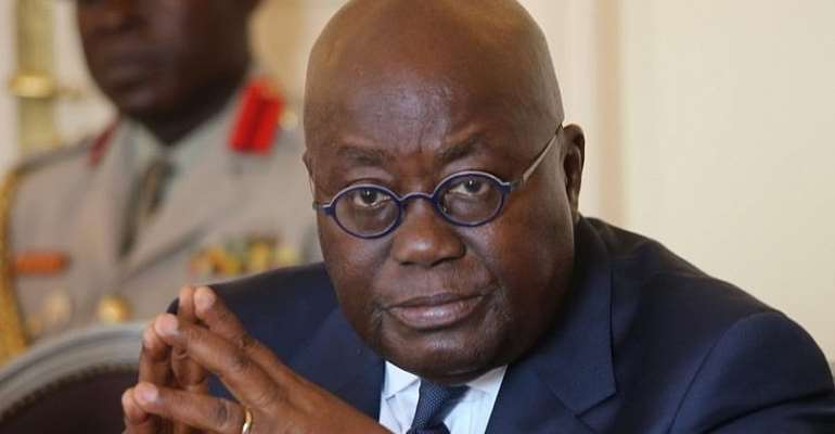 Let Us Help President Akufo-Addo To Kill Brian Acheampong & Co's Baby-Frankenstein-Monster-With-Sharp-Teeth, Before It Devours All Of Us