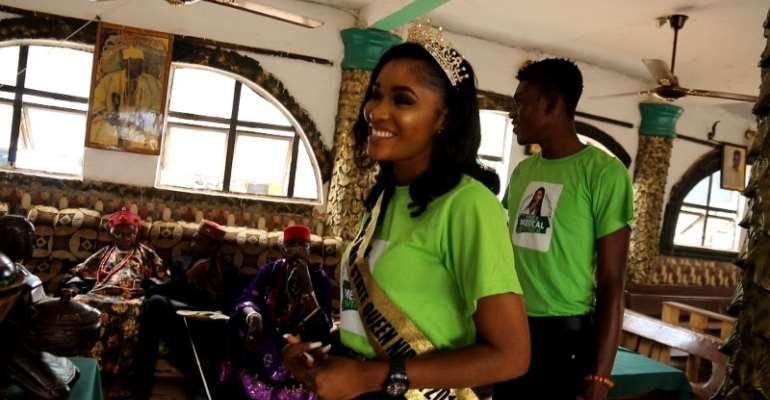 Miss Imo 2018: JoyChinonye Foundation embarks on free medical outreach