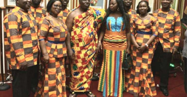 Tema Choir USA Inc. thrills the international community at Ghana's 63rd independence anniversary celebration in Washington DC