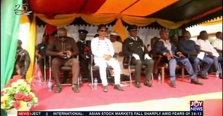 Bono East Celebrates 63rd Edition Of Ghana's Independence