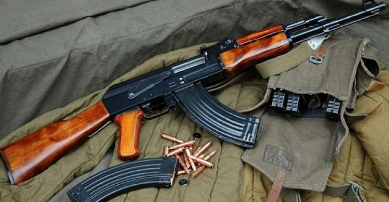 Sogakope: Chilling Account Of How Service Rifle With 30 Rounds Of Ammunition Got Lost