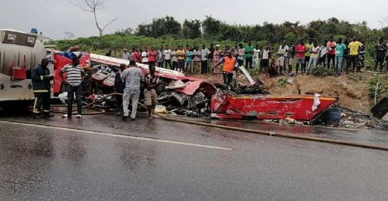 Carnage On Our Roads: Blame Indiscipline, Impunity And Politicians - Techiman North DCE