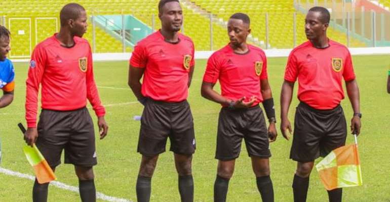Ghana Premier League: Referees Committee Announce Officials For Match Week 14