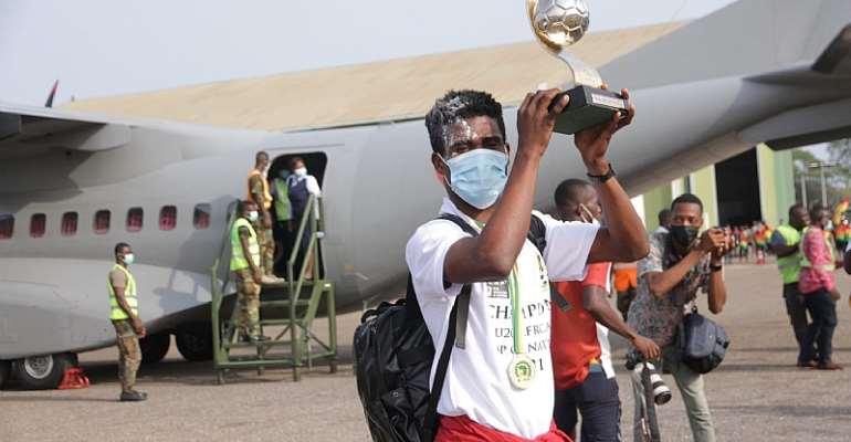 U-20 Afcon: Black Satellites to present trophy to Prez. Akufo Addo today