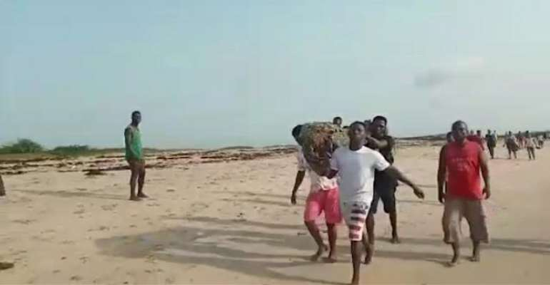 Apam beach disaster: Survivor narrate events that led to drowning of his colleagues